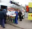 Еще одного пострадавшего в ДТП с автобусом «Москва-Ереван» доставят в институт им. Склифосовского на вертолете