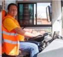 Алексей Гицын – лучший тульский водитель автобуса