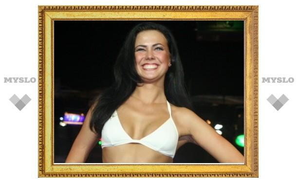 Тулячка Кристина Алехина блеснула на «Красе России 2011»