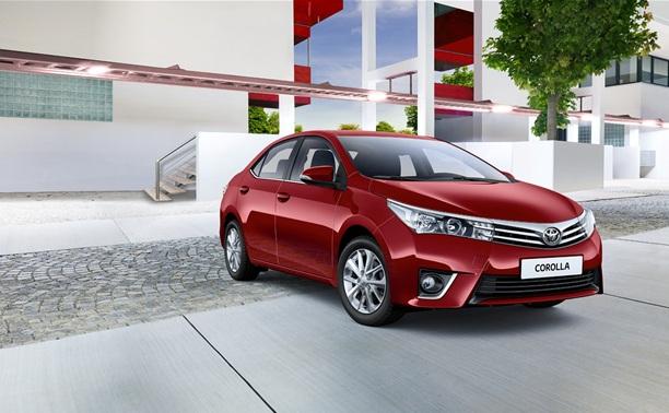 Новые комплектации Toyota Corolla – богатое оснащение на выгодных условиях