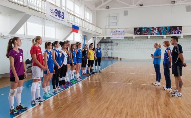В Туле реанимируют волейбольную «Тулицу»