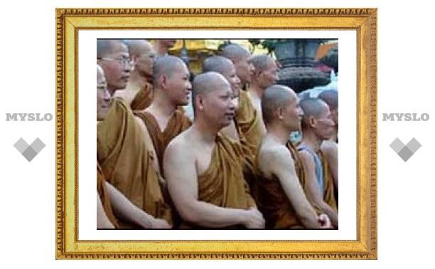 В Непале задержаны несколько десятков буддистских монахов