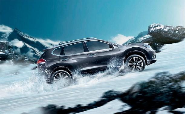 Испытай новый Nissan X-Trail!