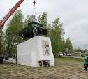 В Скуратово отреставрируют памятник воинам-автомобилистам