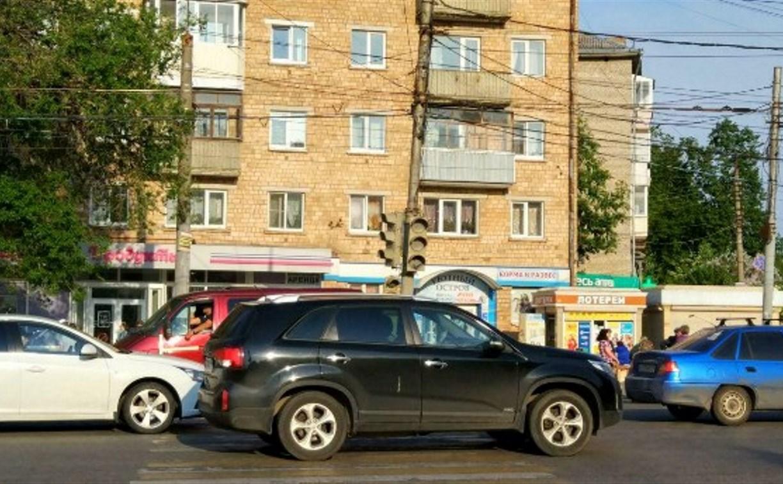 В Туле 28 мая отключат несколько светофоров