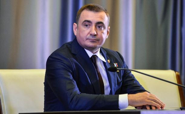 Алексей Дюмин прокомментировал беспорядки в поселке Плеханово