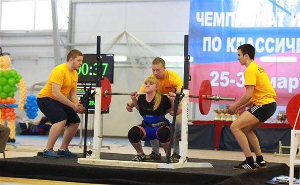 Тулячка завоевала серебро первенства мира по пауэрлифтингу