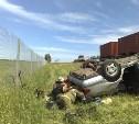На трассе «Тула-Калуга» столкнулись «Мерседес» и грузовик МАН