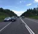 На трассе «Крым» водитель «Киа Рио» насмерть сбил перебегавшего дорогу пенсионера