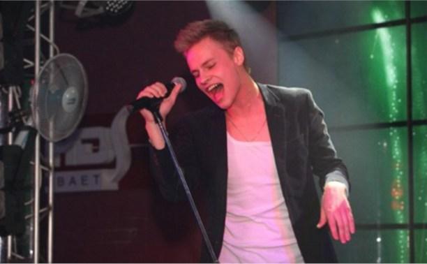 Ярослав Дронов из Новомосковска попал на шоу «Голос»!