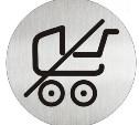 В Новомосковске женщину не пустили в магазин с коляской