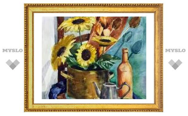 Тульские студенты-живописцы покажут свои картины