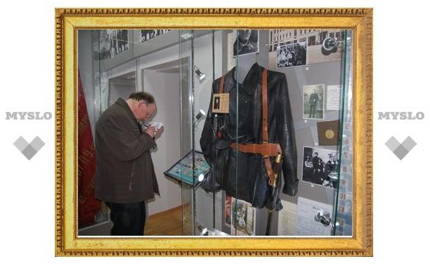 Что представлено в тульском музее ФСБ?