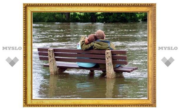 Паводковая обстановка в области находится в норме
