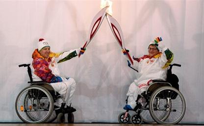 Кто пронесет паралимпийский огонь по Туле?