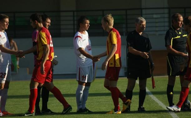 Тульский «Арсенал» сыграл вничью с участником Лиги Европы