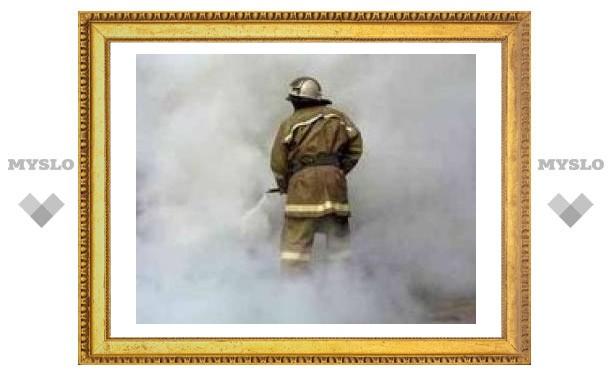 В Туле уменьшилось число пожаров