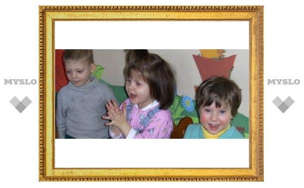 Под Тулой открылся детский сад