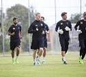 «Арсенал» готовится к матчу с командой из Хабаровска
