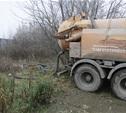 Жители домов по улице Столетова в Туле: «Мы тонем в нечистотах!»