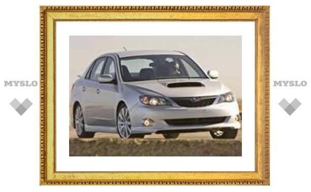 Дизельная Subaru Impreza появится в 2008 году