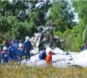 10 лет авиакатастрофе над Тулой