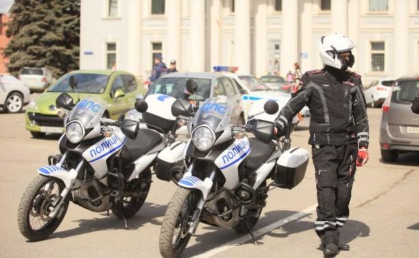 Госавтоинспекция выявила 10 нарушений ПДД мотоциклистами в Ясногорске