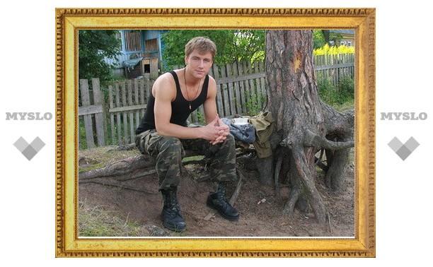 О туляке Алексее Воробьеве снимают фильм