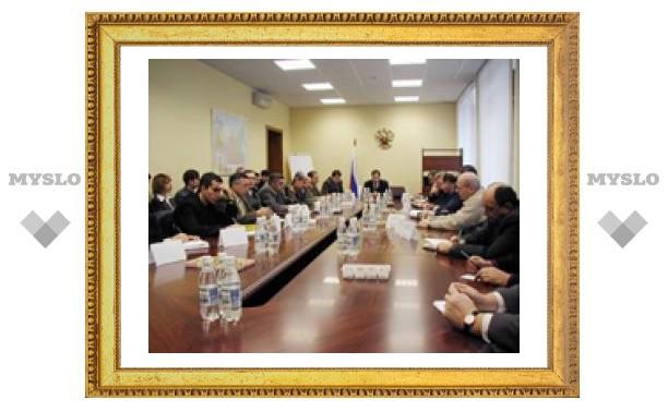 В Туле прошел Совет глав муниципальных образований