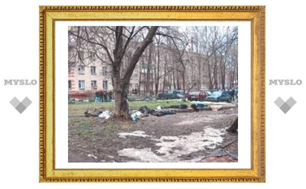 Массовое убийство в Химках: обнаружены 6 трупов