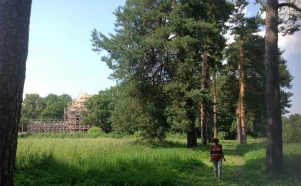 В Тульской области восстановят родовое имение Тургенева