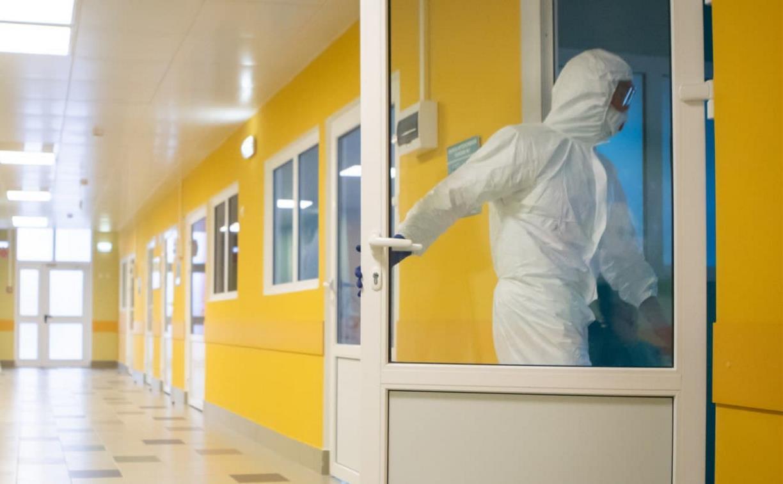 Суточная статистика по коронавирусу в Тульской области: 113 заражений, 10 смертей
