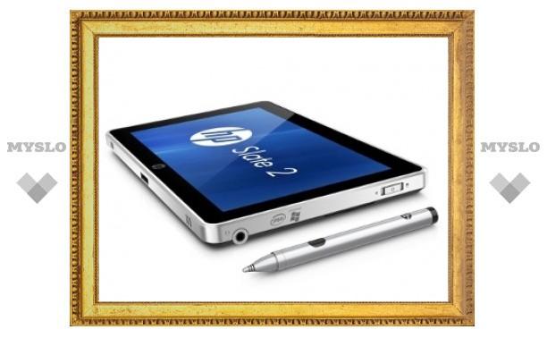 Hewlett-Packard показала планшет Slate 2