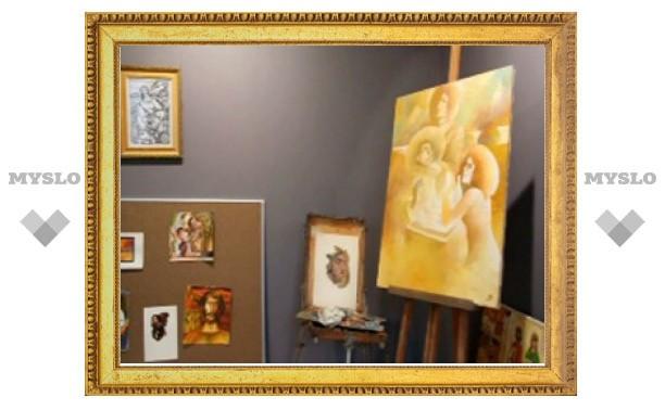 В Туле проходит выставка нашего художника, погибшего вместе с Сергеем Бодровым