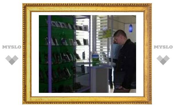 В Туле открылась выставка мобильных раритетов