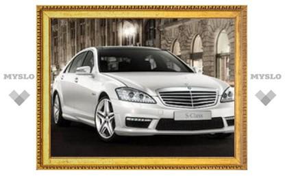 Mercedes-Benz рассекретил AMG-версии S-Class
