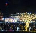 Новогодние мероприятия в Туле посетили более 60 тысяч человек