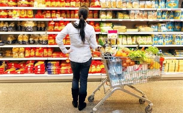 В Тульской области к лету ожидается снижение цен на продукты