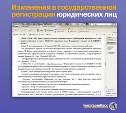 Путеводитель «КонсультантПлюс» поможет разобраться в изменениях в государственной регистрации юридических лиц