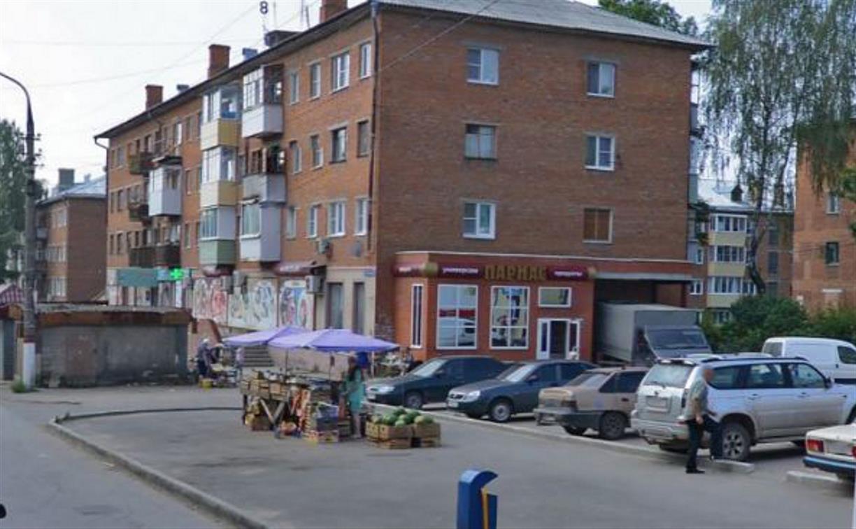 В Щекинском районе из-за коронавирусных нарушений закрыли супермаркет