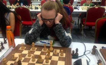 Тулячки продолжают борьбу за шахматную корону