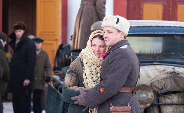 В Алексине стартовали съемки фильма «Первый Оскар»: репортаж