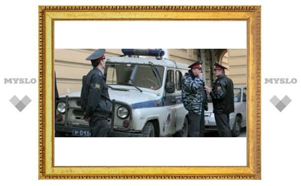 Туляков на выборах защитят милиционеры