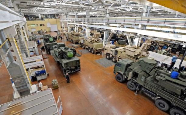 Тульское КБП впервые примет участие в выставке вооружения в Кувейте
