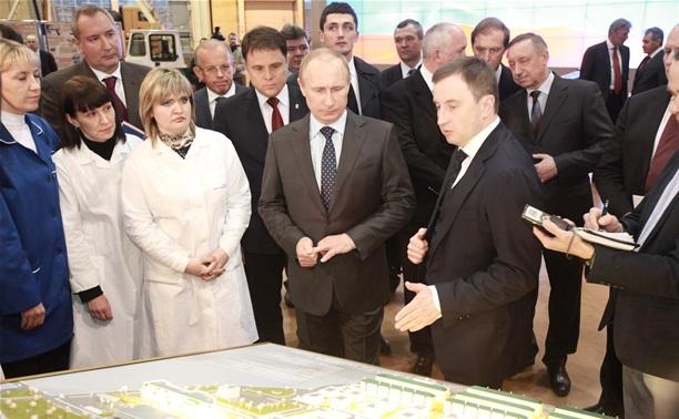 Владимир Груздев: Путин удовлетворен работой в регионе