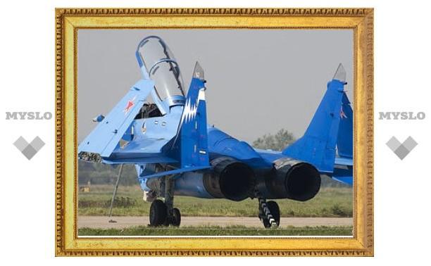 """Обнаружены """"черные ящики"""" упавшего под Ахтубинском МиГ-29"""