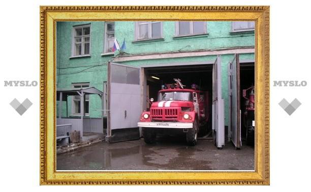 В Туле снизилась смертность на пожарах