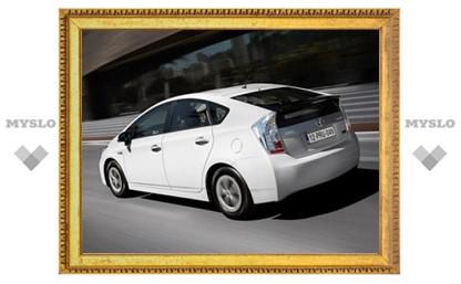Названы самые популярные в мире автомобильные цвета
