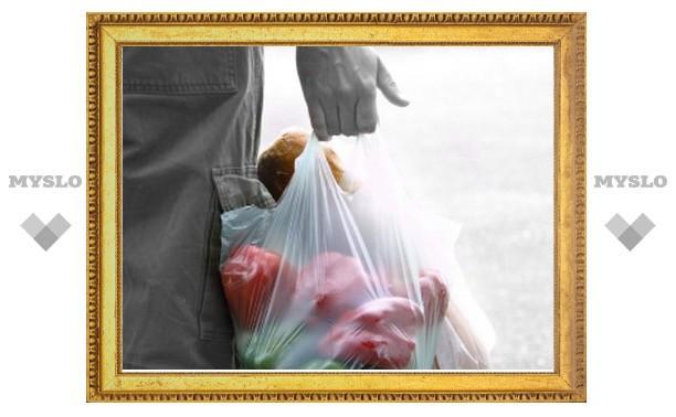 На туляка напали из-за сумки с продуктами