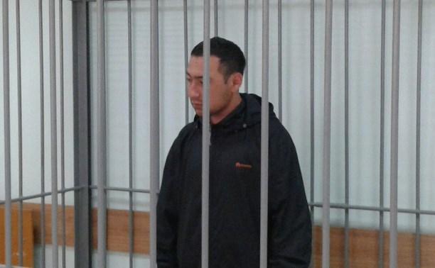 Подозреваемого в убийстве пяти человек на Косой Горе заключили под стражу на два месяца